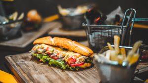 mc Darwich Berlin sandwiches